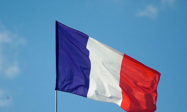 flaga francuska