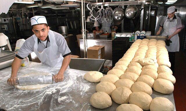 ciąg maszyn dla wyrobów cukierniczych